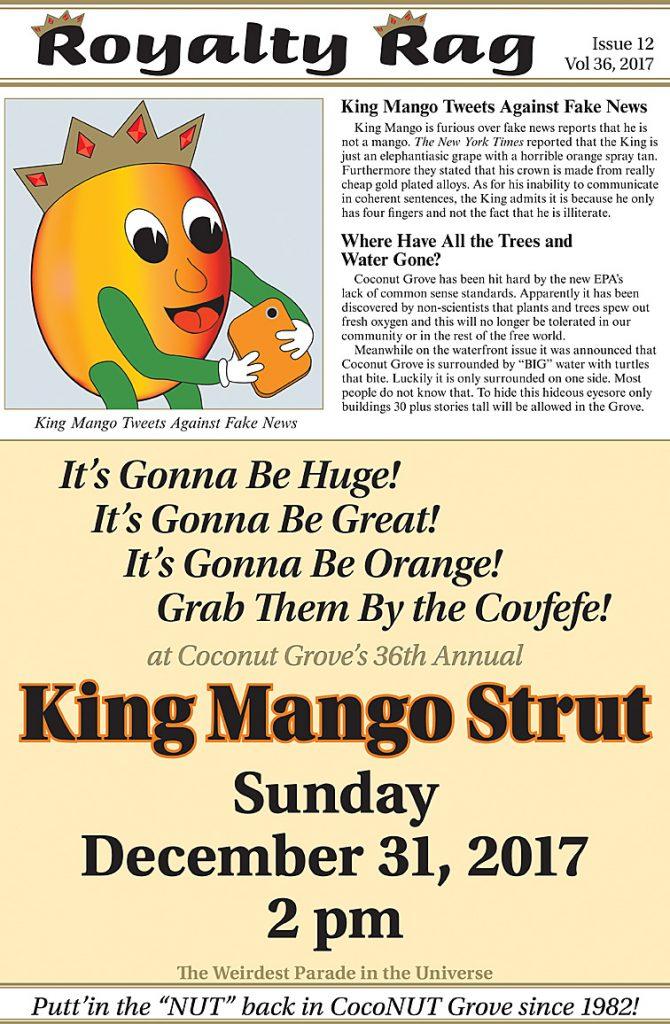 King Mango Strut